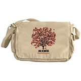 AIDS Awareness Messenger Bag