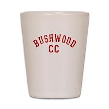 Bushwood CC Caddyshack shir Shot Glass