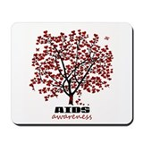 AIDS Awareness Mousepad