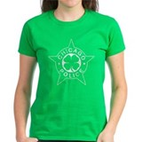 Chicago Police Irish Badge Tee
