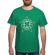 Chicago Police Irish Badge T-Shirt