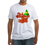 Ninny Muggins Fitted T-Shirt