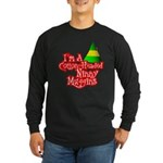 Ninny Muggins Long Sleeve Dark T-Shirt