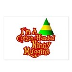 Ninny Muggins Postcards (Package of 8)