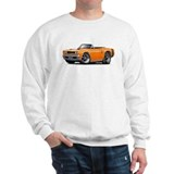 1969 Coronet Orange Convert Sweatshirt