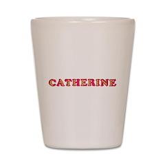 Catherine Shot Glass