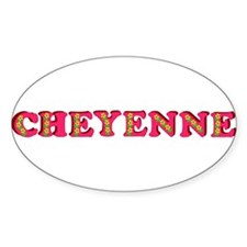 Cheyenne Decal