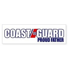 USCG Father Sticker (Bumper)