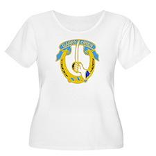 DUI - 4th Sqdrn - 7th Cavalry Regt T-Shirt