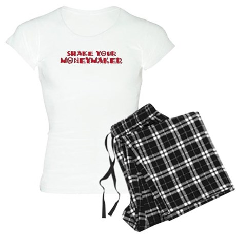 shake your moneymaker Women's Light Pajamas