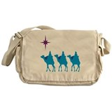 3 Wisemen Messenger Bag