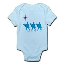 3 Wisemen Infant Bodysuit