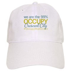 Occupy Crescent City Cap