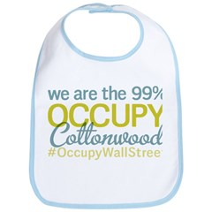 Occupy Cottonwood Bib