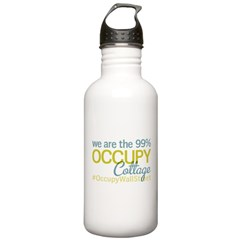 Occupy Cottage Grove Stainless Water Bottle 1.0L