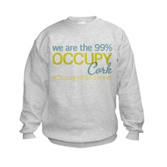 Occupy Cork Kids Sweatshirt