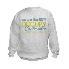 Occupy Coatesville Kids Sweatshirt