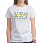 Occupy Coatesville Women's T-Shirt