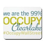 Occupy Clearlake Mousepad