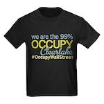 Occupy Clearlake Kids Dark T-Shirt