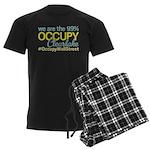 Occupy Clearlake Men's Dark Pajamas