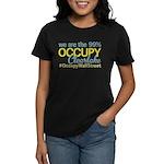 Occupy Clearlake Women's Dark T-Shirt