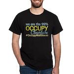 Occupy Clearlake Dark T-Shirt