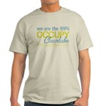 Occupy Clearlake Light T-Shirt