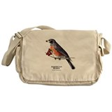 American Robin Messenger Bag
