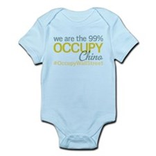 Occupy Chino Infant Bodysuit