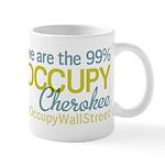 Occupy Cherokee Mug