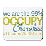 Occupy Cherokee Mousepad