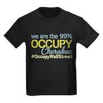 Occupy Cherokee Kids Dark T-Shirt