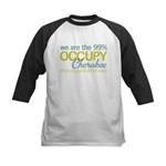 Occupy Cherokee Kids Baseball Jersey