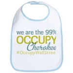 Occupy Cherokee Bib