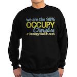 Occupy Cherokee Sweatshirt (dark)
