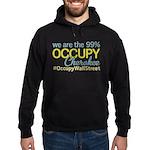 Occupy Cherokee Hoodie (dark)