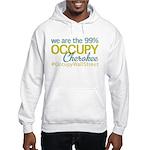 Occupy Cherokee Hooded Sweatshirt
