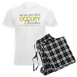 Occupy Cherokee Men's Light Pajamas