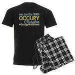 Occupy Cherokee Men's Dark Pajamas