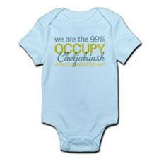 Occupy Cheljabinsk Infant Bodysuit