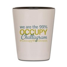 Occupy Chattagram Shot Glass
