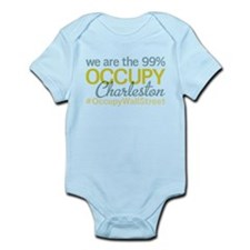 Occupy Charleston Infant Bodysuit