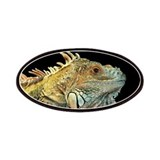 Iguana Photo Patches