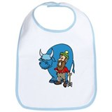 babe the blue ox bibs