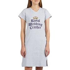 Royal Wedding Crasher Women's Nightshirt