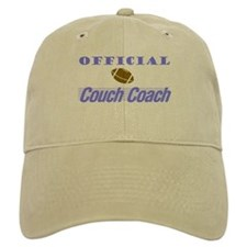 Football Couch Coach Baseball Cap