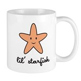 Lil Starfish Small Mug