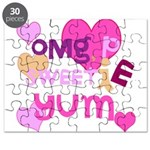 OYOOS Sweetie Pie design Puzzle