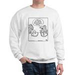 Dino Golf Greens Sweatshirt
